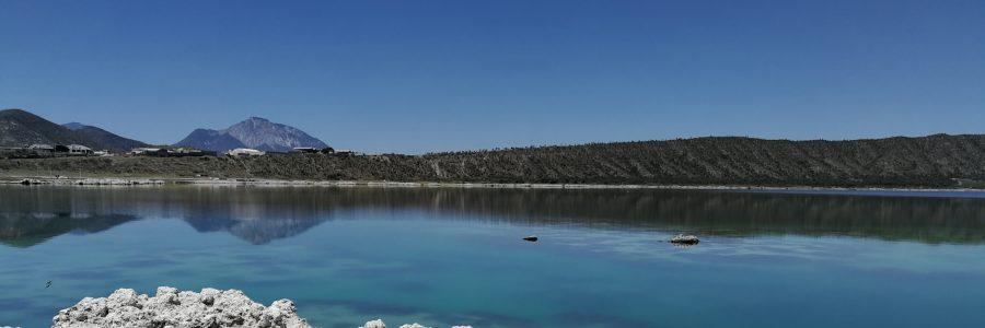Como llegar a la Laguna de Alchichica