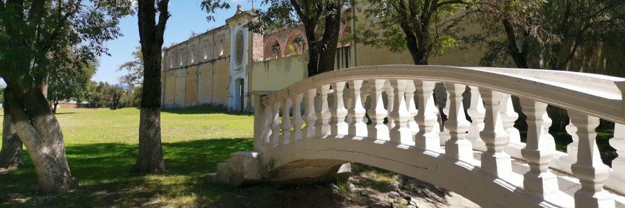 Cómo llegar a la Hacienda San Cristóbal Polaxtla